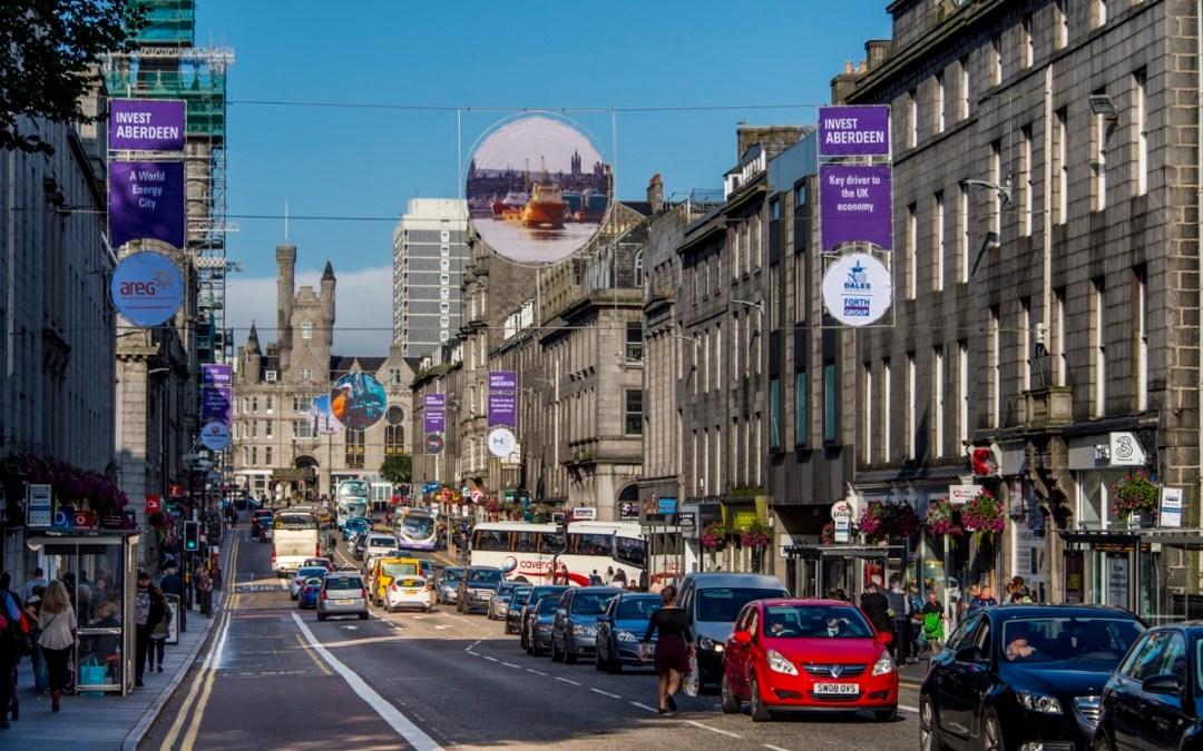 Aberdeen's best business visit weekend attractions