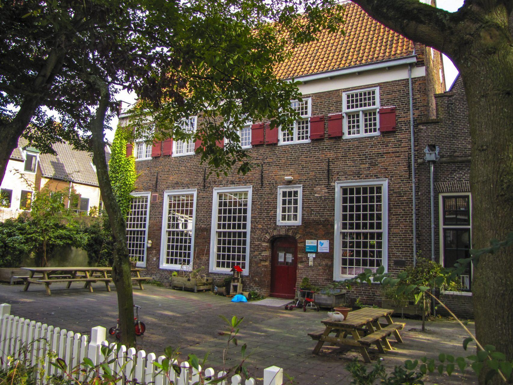 Burgerweeshuis Museumkwartier Utrecht
