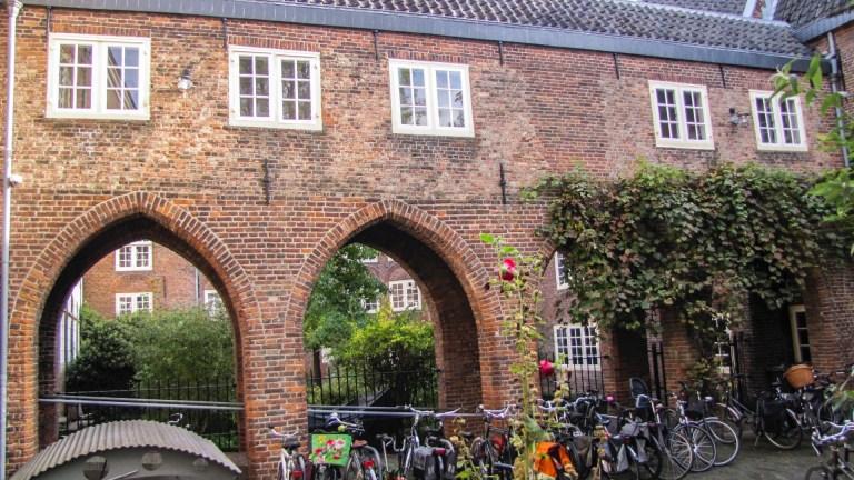 Doelenhofje Utrecht