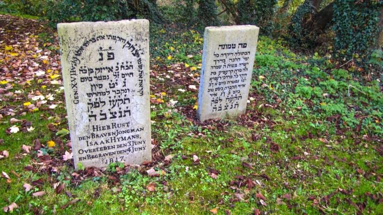 Joodse begraafplaats Wijk bij Duurstede