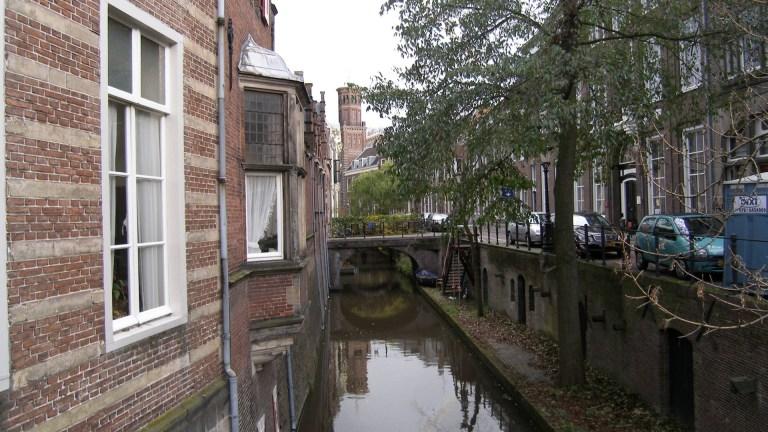 Kromme Nieuwegracht Utrecht