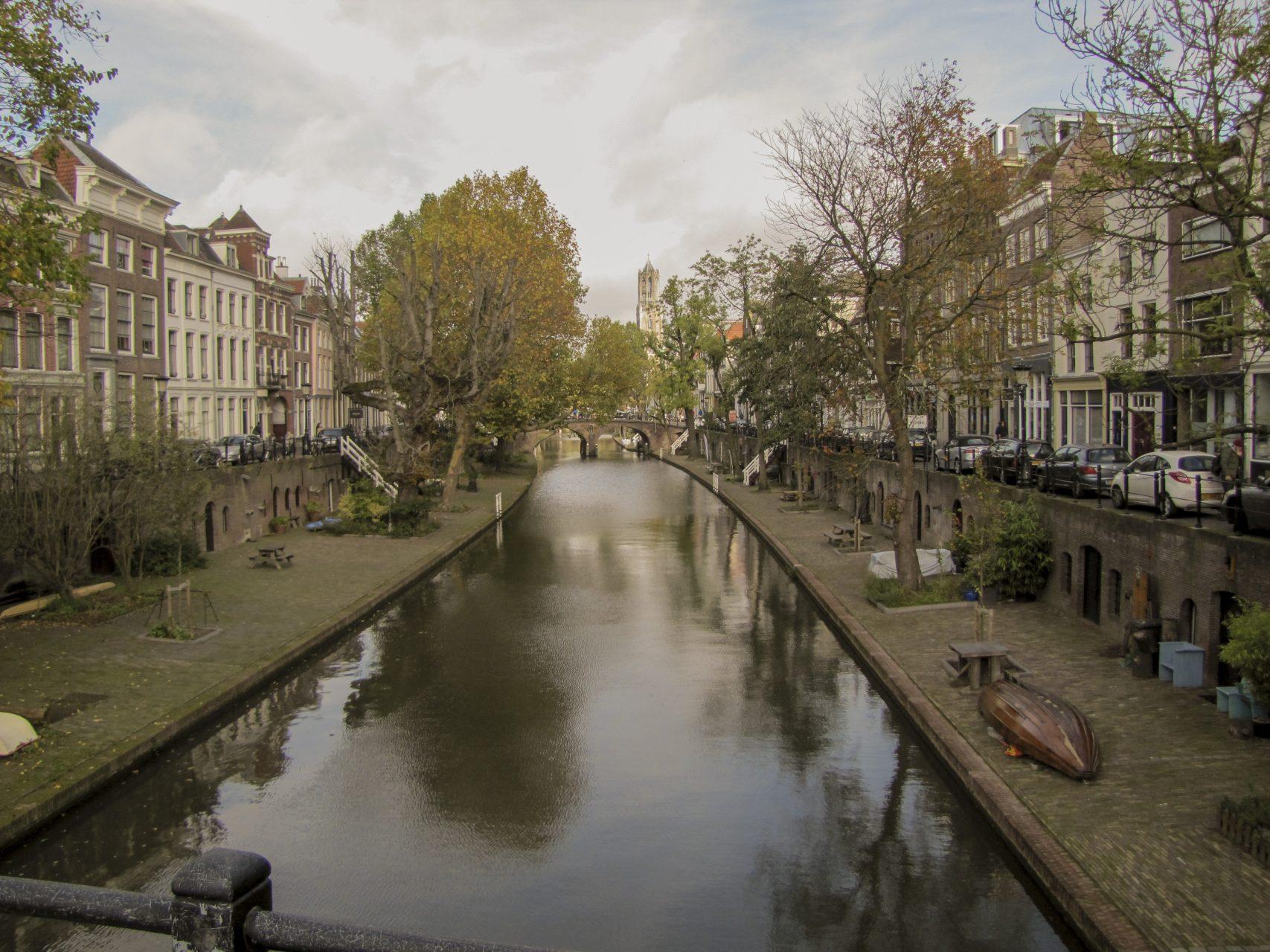 Oude Gracht Utrecht