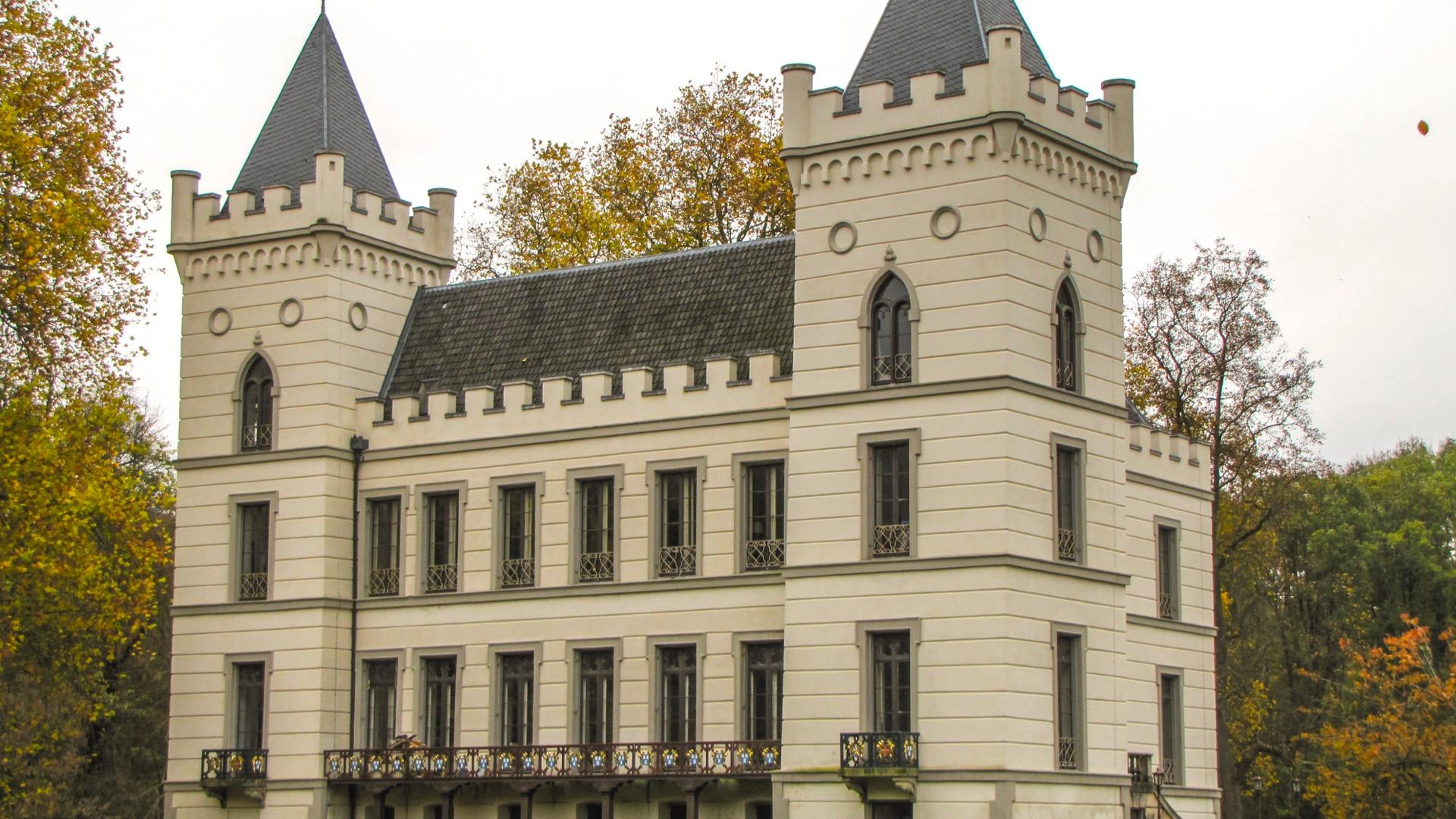 kasteel beverweerd kastelenroute kromme rijnstreek