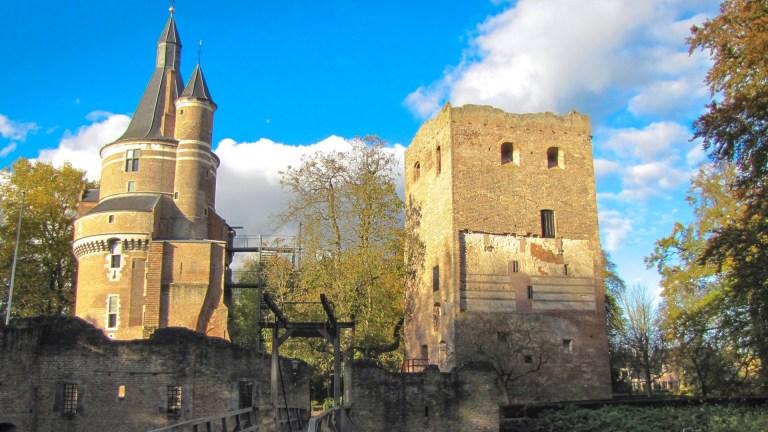 kasteel duurstede kastelenroute kromme rijnstreek