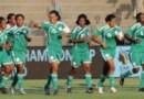NIGERIA'S SUPER FALCONS BEAT SLOVAKIA 4-3 IN A LATE GOAL