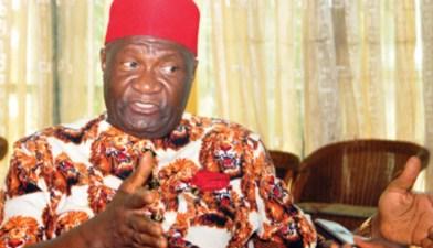 Eboyin: I disagreed with Umahi over strangulation of Ohanaeze – Nwodo