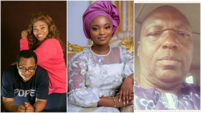 """Shocker! """"Tope Alabi Was Sleeping with Her Sound Engineer Right Under My Brother's Roof""""–Mayegun Olaoye's brother"""