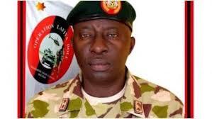 Major-General Adeniyi Court martialed. Demoted over leaked video