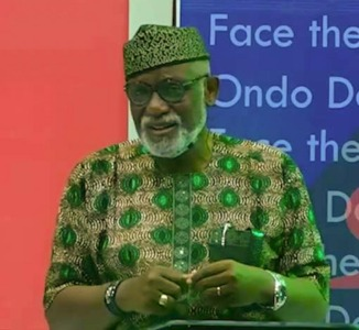 Akeredolu Orders Fulani Herdsmen To Vacate Ondo Forest Within A Week
