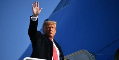 Last Minute Order:Trump Extends Pardons To 73