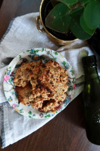 Banana & oats cookie recipe