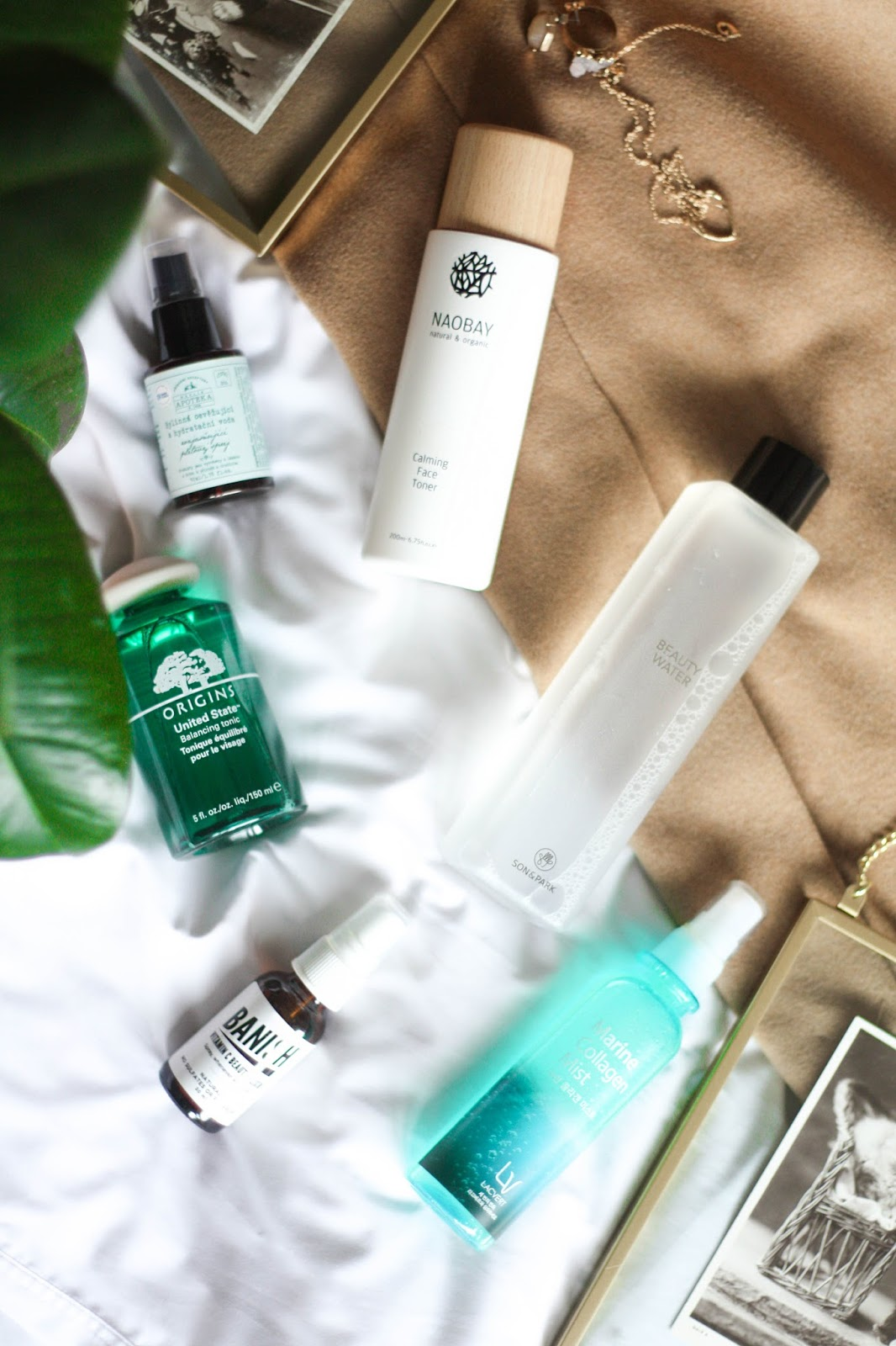 6 toners my skin absolutely adores right now