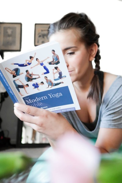 Yoga Journal: 5 ways to improve at yoga fast
