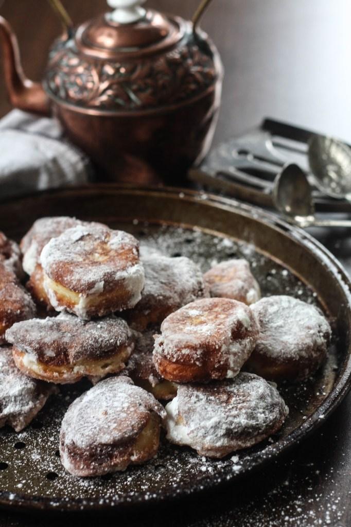Faux Russian doughnuts recipe