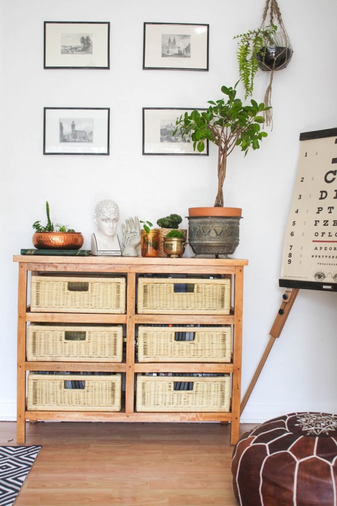 How to style rattan furniture for indoors