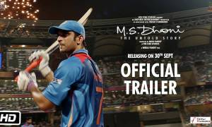 M S DHONI- is well-made and well-told, but no way the THE UNTOLD STORY