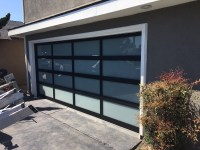 Full View, Glass Garage Door Install-Huntington Beach ...