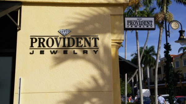 High Quality Jewelry Store Signs In Naples Fl