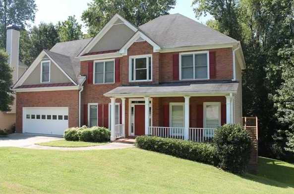 Home In Alexander Farms Subdivision