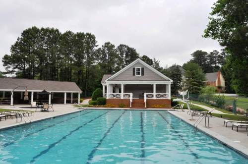 Brooke Farm Community Swimming Pool