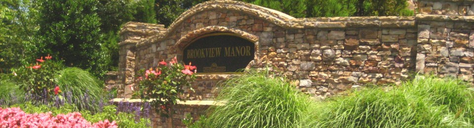 Marietta Gerogia Subdivision Of Brookview Manor
