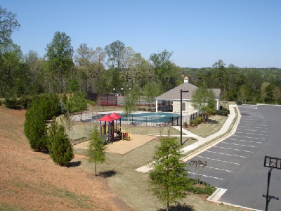 Bradshaw Park Woodstock GA Community Pool