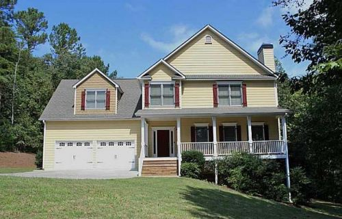 Waleska GA Home In Brookwood