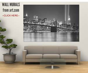 wall sized murals and