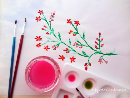 flowerpainting