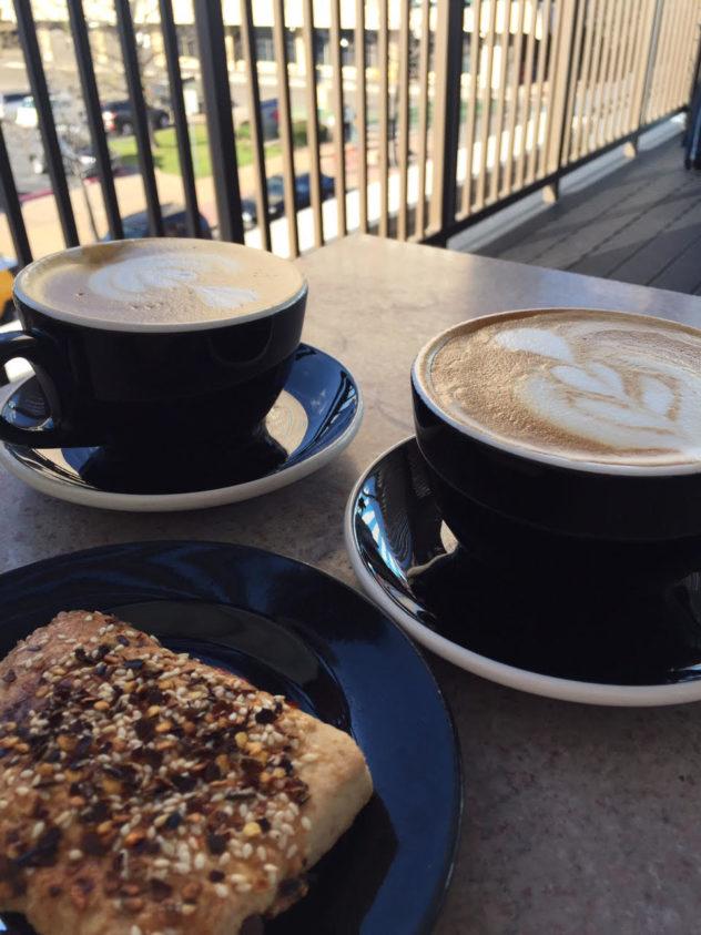 Dichotomy Coffee & Spirits Waco, TX