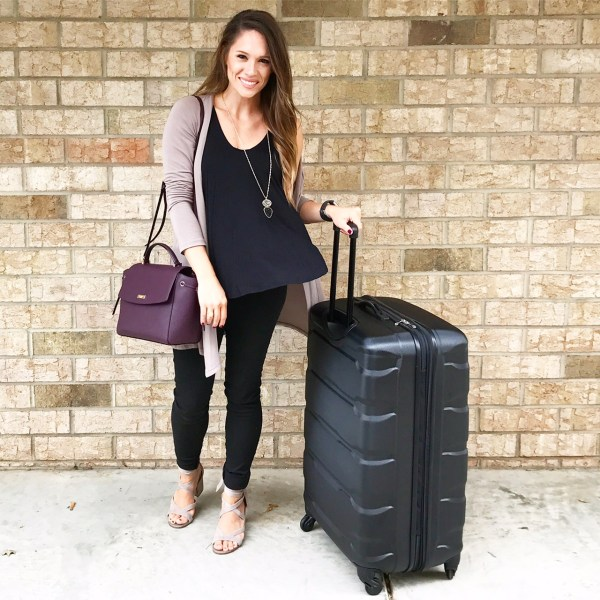 Travel Outfit Fall Fashion