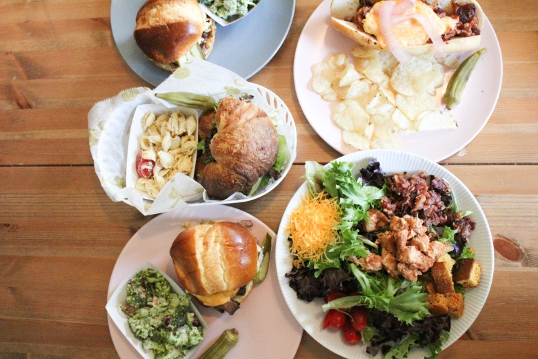 Lunch restaurants in Columbia SC- Spotted Salamander
