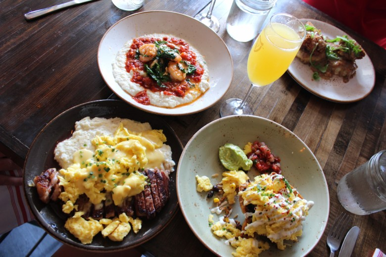 Brunch at Prohibition on King Street