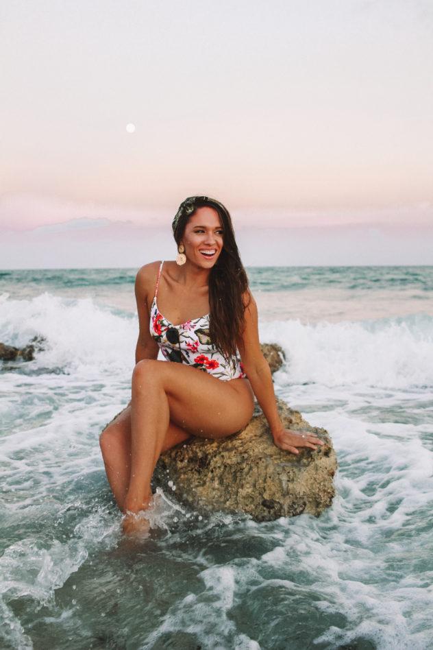Beachside in Playa del Carmen