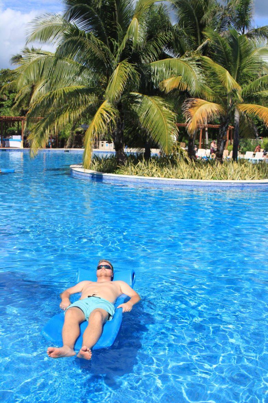 Pool at Valentin Imperial Maya