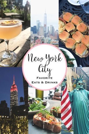 Where to Eat in New York City