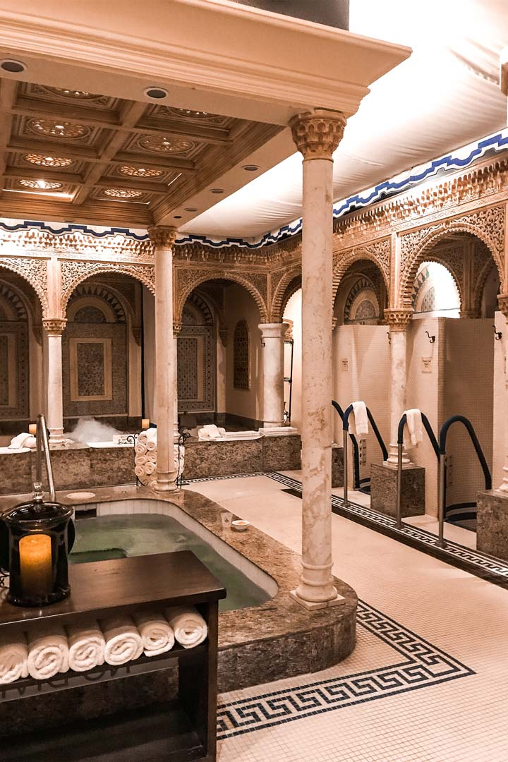 Most Gorgeous Spas in America