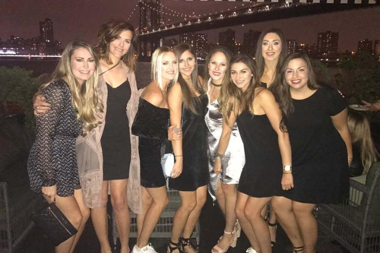 Cecconis Dumbo NYC | Girls Trip to NYC