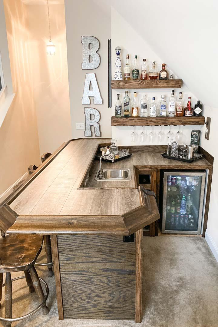 Bonus Room Ideas   Game Room   Home Bar   Man Cave Ideas