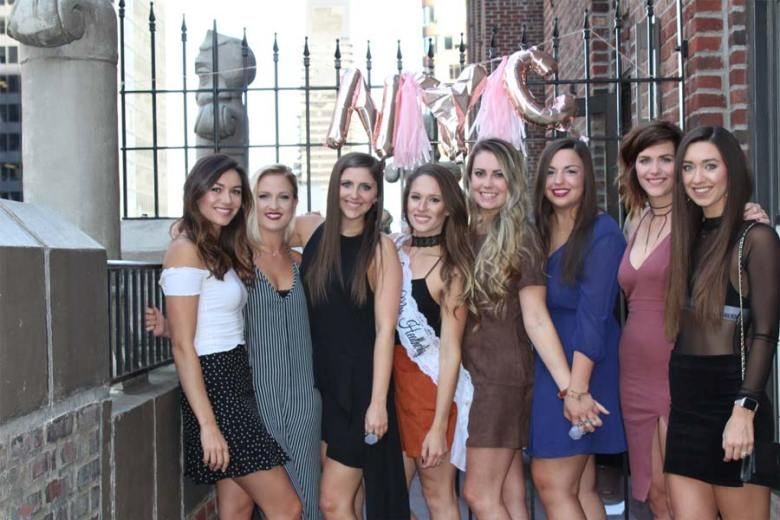 NYC Bachelorette Party Ideas |  New York City Bachelorette Party | Girls Trip to NYC