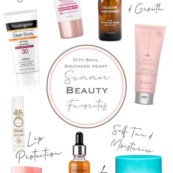 Beauty Products for Sun Protection