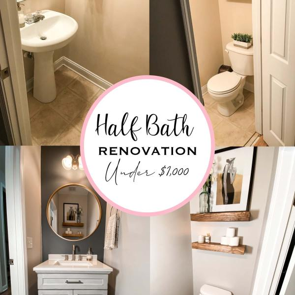 Half Bath Renovation
