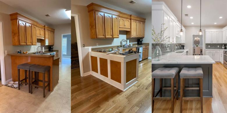 kitchen accent color