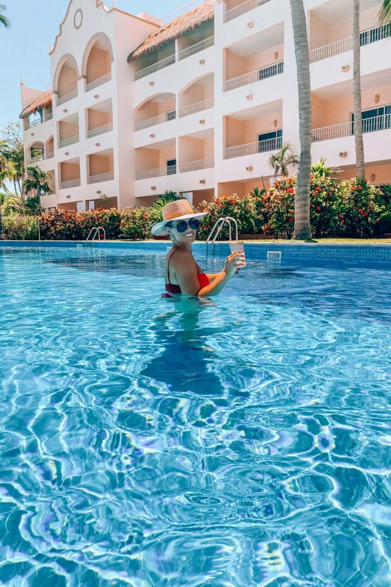 Pool Excellence Riviera Cancun
