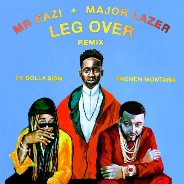mr eazi x major lazer