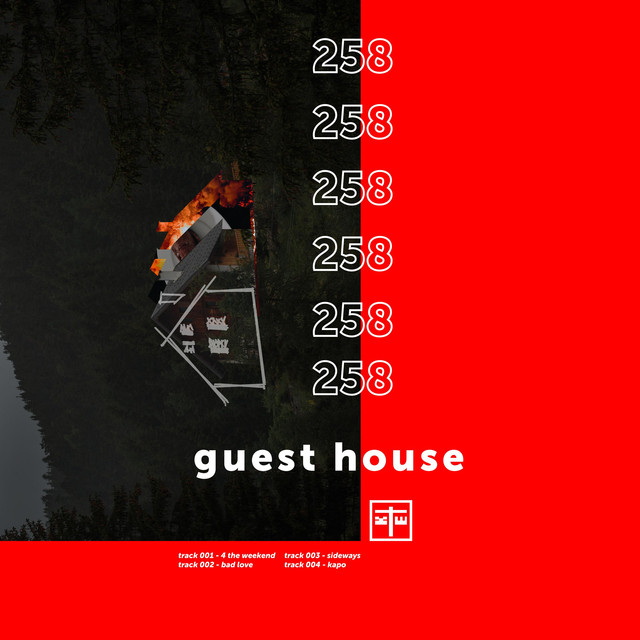 Kandy Space's Kustom and 40K introduce their eclectic hip-hop sound on their debut EP 'Guest House'