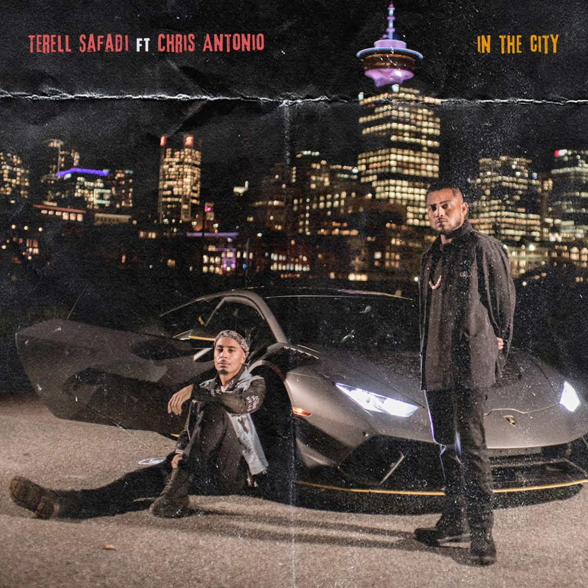 """Terell Safadi keeps Vancouver glistening with new single """"In The City"""""""