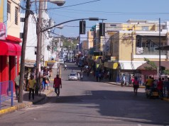 Typical Mobay street