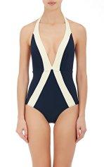 FLAGPOLE SWIM Jade One-Piece Swimsuit New Arrival $385 Barneys NY