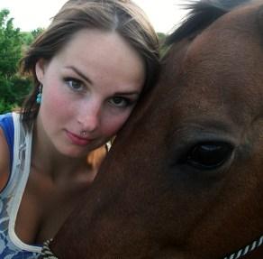 closeup, brown eyed girls